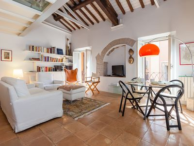 Photo for Beautiful apartment close to Piazza Navona