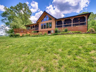 Photo for 2BR Cabin Vacation Rental in Rock Island, Tennessee