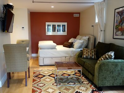 Photo for Gorgeous, Brand New, Fully Equipped Studio In North Berkeley, Fabulous Bay View