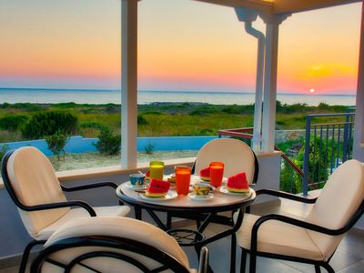 Photo for Villa Amalia - Where the sunset fills mind with the most beautiful of dreams.