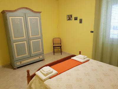 Photo for 1BR Apartment Vacation Rental in Cellole, Campania