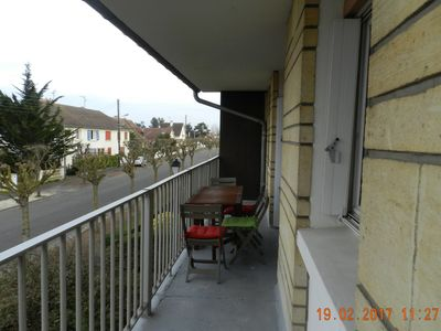 Photo for 2BR Apartment Vacation Rental in Ouistreham