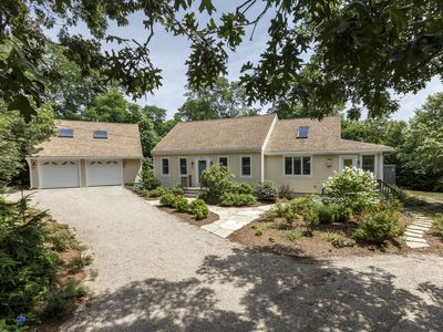 Photo for 3 Bedroom, Private upscale Cape Cod Home in secluded setting