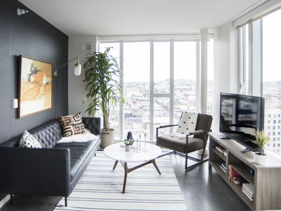 Photo for Sophisticated 2BR in SoMA by Sonder