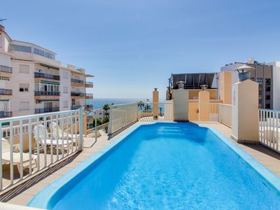 Photo for Apartamento Andalucia 204, Suite with Sea View