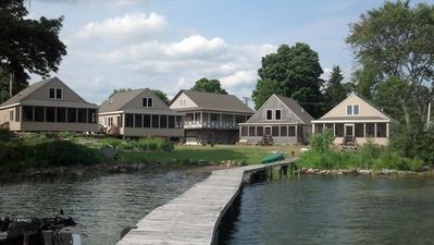 Photo for St. Lawrence River - Loon Lodge at Oak Point