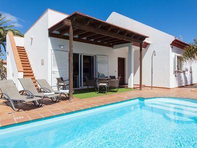 Photo for Villa Salus 3Hab Pool Airconditioned Wifi TV Sat