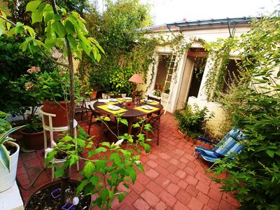 Photo for Homerez last minute deal - Nice house with garden and terrace