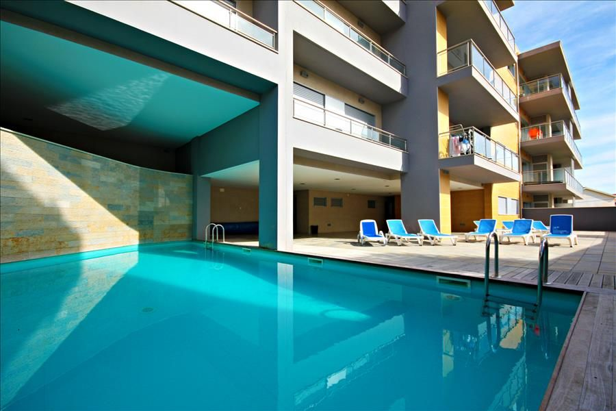 1 bedroom apartment building with heated homeaway s o for Virtual pool builder