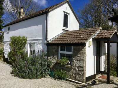 Photo for Cosy and pet-friendly barn close to Praa Sands