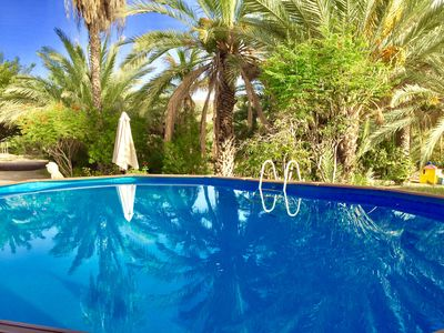 Photo for TAURO BEACH & GOLF LUXURY PRIVATE VILLA,SWIMMING POOL,JACUZZI,BBQ,WIFI,SLEEPS 6.