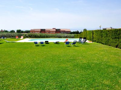 Photo for Apartment Casa Rossa (LAZ179) in Lazise - 4 persons, 1 bedrooms