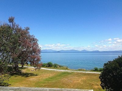 Photo for Relax Lakeside - Five Mile Bay Holiday Home