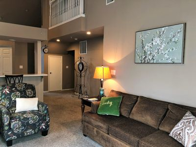 Photo for The Lucky Clover-Classy, Clean, and all the feels of home! Perfect location!