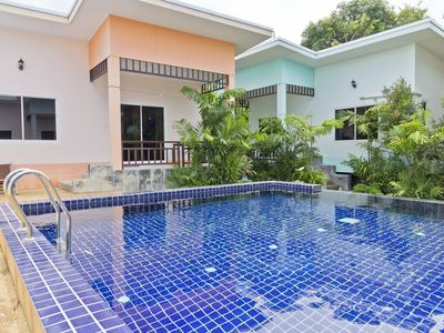 Photo for Modern 2 Bedroom House & Pool near Beach