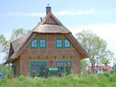 Photo for Half - timbered houses Gager F562 House 2 Menke with sauna + fireplace - GH 2