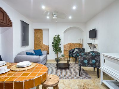 Photo for Loft Santome-Beautiful and charming two bedrooms  loft