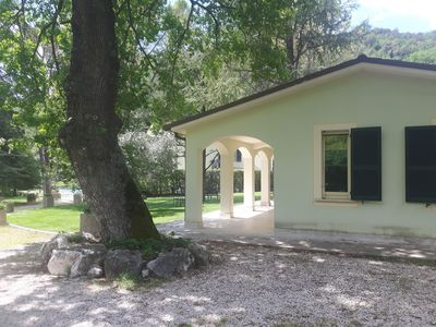 Photo for Casa Piermarini, intimate and elegant depadance with pool in Umbria