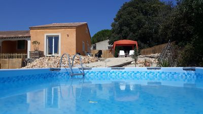 Photo for 2BR House Vacation Rental in Combas, Occitanie