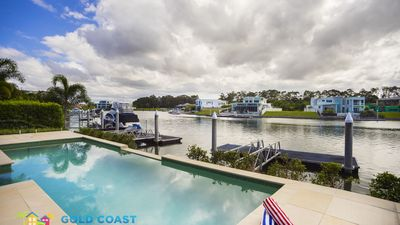 Photo for GOLD COAST HOLIDAY HOUSES  - SUNSET CIRCLE AT SANCTUARY COVE