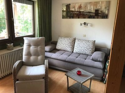 Photo for Alpina 462 mit Balkon, 40 m²