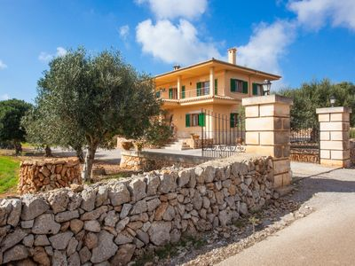 Photo for 4BR Villa Vacation Rental in Ses Salines, Baleares