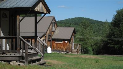 Photo for Secluded Cabin on 400 Acres: Swim, Hike, Fish, Relax, PLAY!