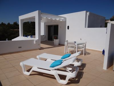 Photo for Oceanview .continued luxury Cala Blanca.