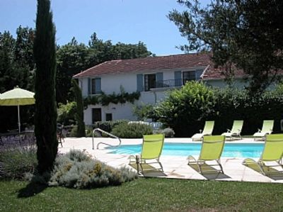 Photo for Large Farmhouse with Private Heated Pool In Plaigne, near Mirepoix