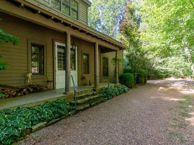 *Historic Mirror Lake District* Custom French Country Home