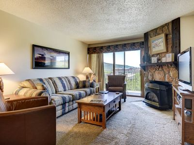 Photo for Quaint Charm with Slopeside Access to the Ski Area Activities/Events & Trails