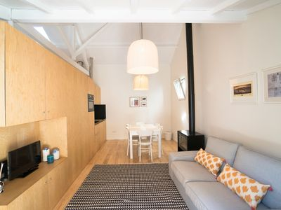 Photo for Liiiving in Porto | Foz Terrace Studio