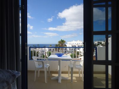 Photo for APARTMENT WITH TERRACE AND SUPERB SEA VIEW (WIFI)