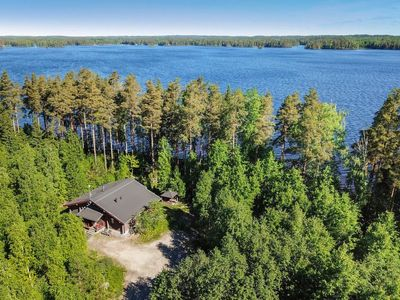 Photo for Vacation home Villa salix in Mäntyharju - 10 persons, 2 bedrooms