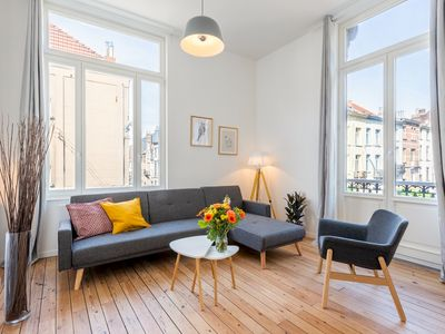 Photo for Europea Residences - Charming Magritte I Residence - Brussels EU Area