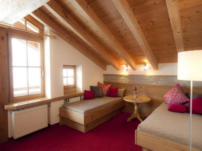 """Photo for Suite """"Oswalda Hus"""", 2 rooms with shower - Hotel Oswalda-Hus - Family Müller"""