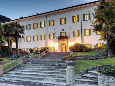 Photo for Villa Passalacqua is a luxury historic villa, with private pool in Lake Como, sleeps 18 people