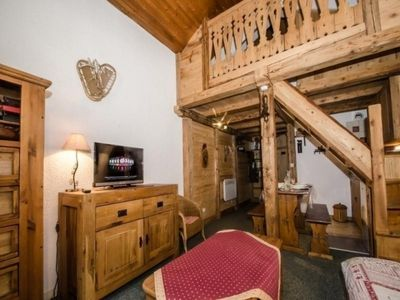 Photo for Apartment Chamonix-Mont-Blanc, studio flat, 4 persons