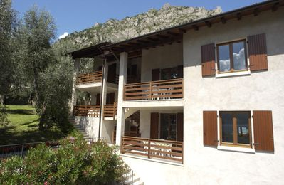 Photo for Holiday apartments in Limone sul Garda