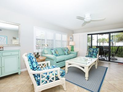 Photo for TARPON BEACH 201: UPDATED CONDO, STEPS TO THE BEACH! PLUS $100+ Exclusive Beach Resort Discounts