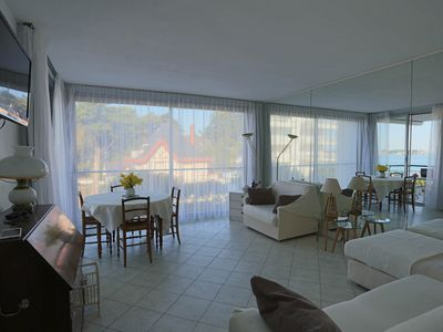 Photo for For rent 2 rooms beach Benoit sea view