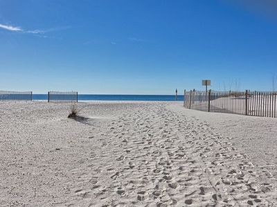 Photo for Beachfront in the Heart of Gulf Shores | Upgraded with Private Balcony | My Beach Getaways