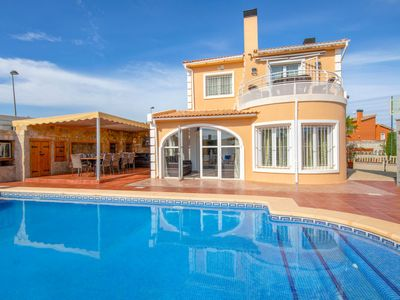 Photo for Vacation home El Descanso in Dénia - 6 persons, 3 bedrooms