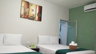 Photo for Hotel ROSVEL, Hab. Family Suite: (Max 4)
