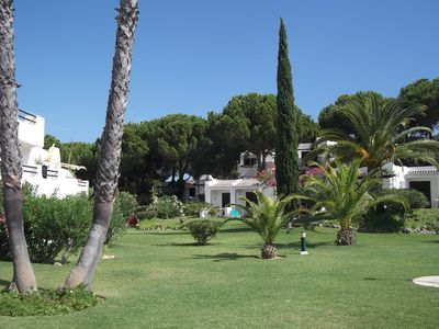 Photo for Apartment within a relaxing landscaped garden complex-six pools and golf course
