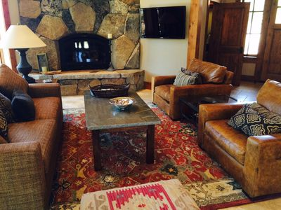 Photo for Luxury, Comfort & Serenity. Sunny, spacious Mountain home w/ Views of Northstar