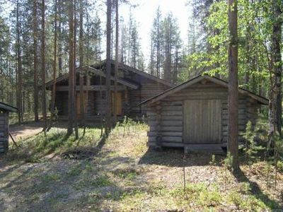 Photo for Vacation home Ylläsnäkyy 7 / karkelo in Äkäslompolo - 6 persons, 1 bedrooms
