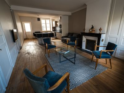 Photo for Spacious apartment of character in the center of Mirecourt