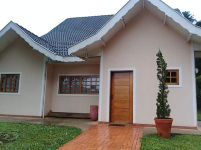 Photo for 4BR House Vacation Rental in Campos do Jordão, SP
