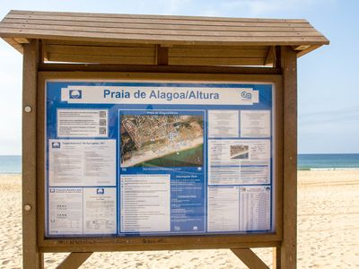 Photo for Charming 1bed 10min walk from  a breathtaking Sandy beach in Algarve, free wifi